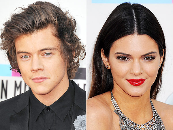 Kendall Jenner: Harry Styles & I Are 'Cool'