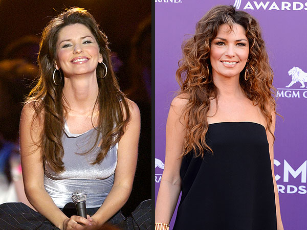 Shania Twain Returns to Academy of Country Music Awards