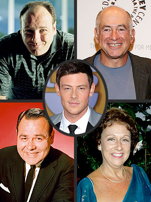 Cory Monteith, James Gandolfini & More Late Stars Honored at the Emmys