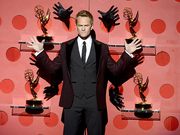 Emmys 2013: Best Moments, Michael Douglas, Merritt Wever, Modern Family