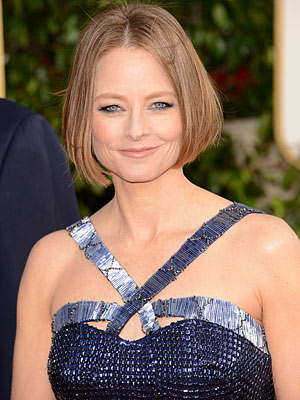 Jodie Foster Comes Out at Golden Globes
