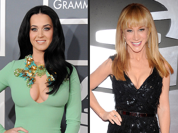 Grammys 2013: Katy Perry and More Violate the Dress Code