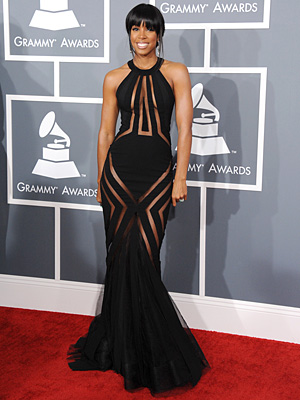 2013 Grammys - Kelly Rowland Talks Destiny's Child Reunion at Super Bowl