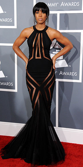What Wardrobe Memo? Style Rule Breakers at Last Year's Grammys