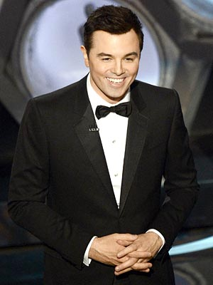Seth MacFarlane as Oscars Host; People Magazine Critic Reviews Academy Awards
