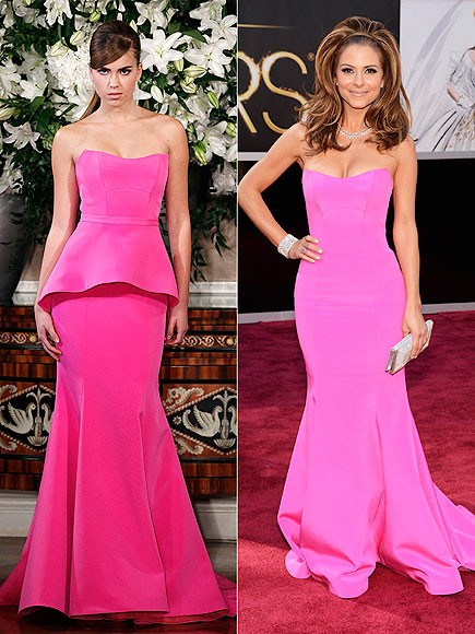 High-Fashion Faceoff: Runway vs. Oscars Red Carpet