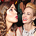 Laughs, Hugs & Kisses: Inside the 2013 After-Parties! | January Jones, Rose Byrne