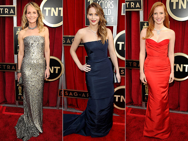 7 Style Trends Spotted on the Red Carpet