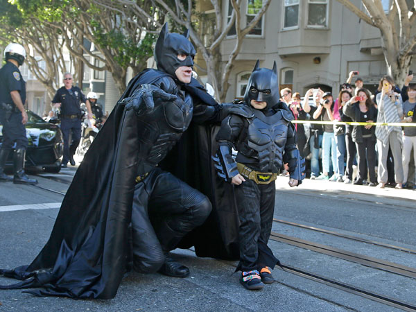 Batkid's Oscar Segment with Andrew Garfield: Why Was It Axed?
