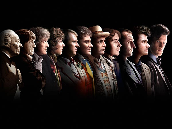 Doctor Who's 50th Anniversary: See the Doctors Through the Years
