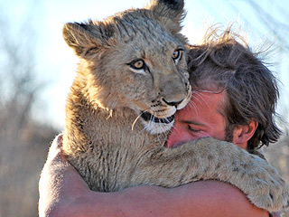 The Daily Treat: 5 Best Lion Hugs Ever
