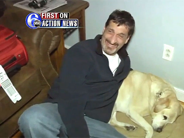 Blind Man and Guide Dog Kicked off Flight