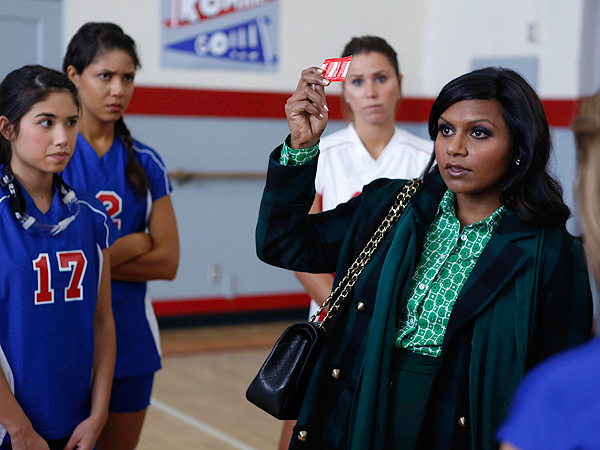 Mindy Kaling Writes Open Letter to Teenagers