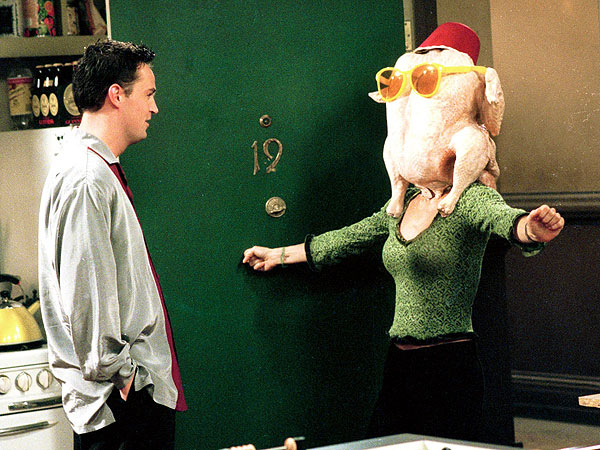 The Best Thanksgiving Episodes of 'Friends'