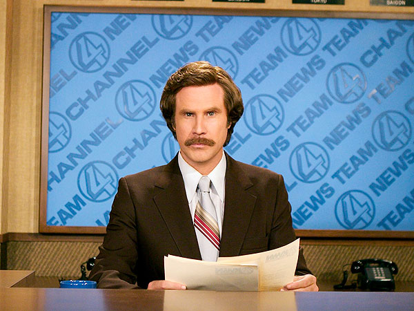Anchorman Anniversary: 10 Things We Learned from the Will Ferrell Classic