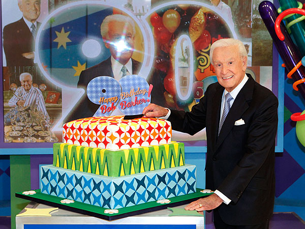 Bob Barker celebrates 90th birthday with an appearance on The Price is Right