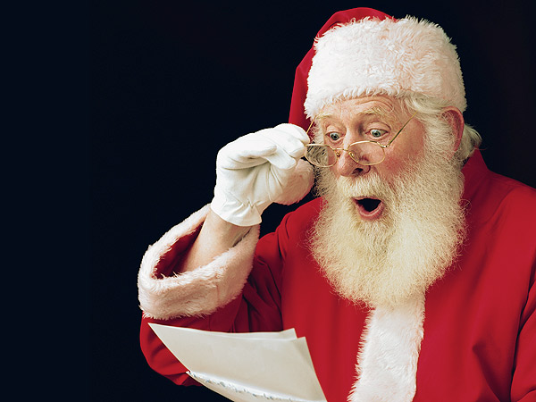 Letters to Santa show the funny, sweet and cute things kids want ...