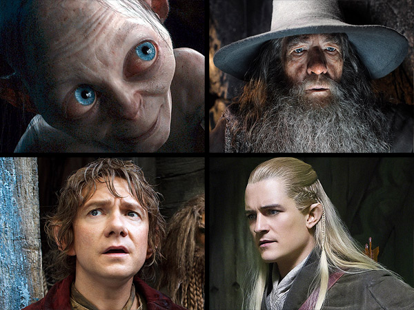 The Hobbit: Desolation of Smaug and Ranking Hotness of Male Actors