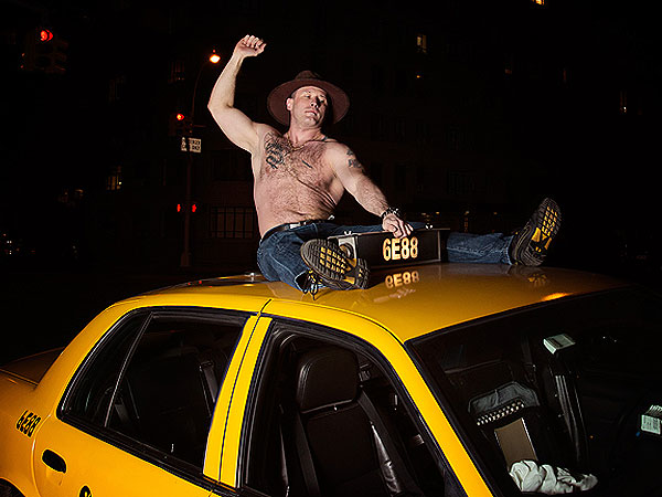 N.Y.C. Taxi Drivers Calendar Raises Money for University Settlement