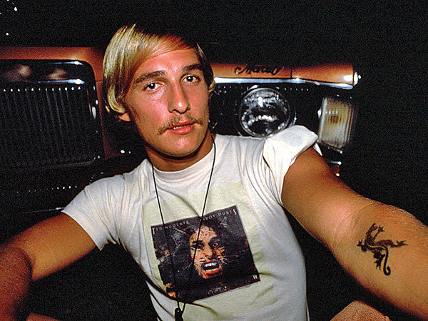 Matthew McConaughey Birthday Celebrated with Dazed and Confused Supercut