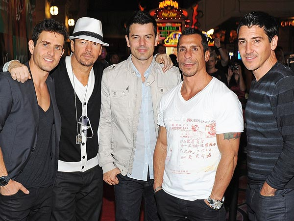 New Kids on the Block Tour with 98 Degrees and Boyz II Men