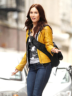 Star Tracks: Star Tracks: Friday, May 10, 2013 | Megan Fox, Will Arnett