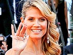 Star Tracks: Star Tracks: Thursday, May 23, 2013 | Heidi Klum