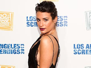 Star Tracks: Star Tracks: Friday, May 24, 2013 | Lea Michele