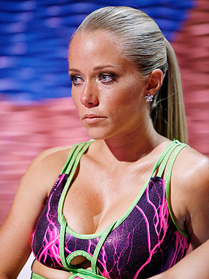Kendra Wilkinson Quits Splash