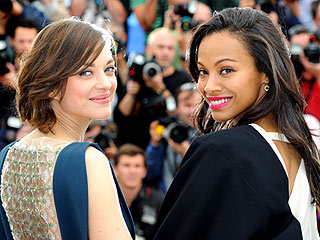 Red Carpet Spotlight! | Zoe Saldana
