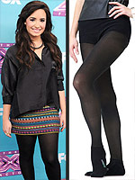 The Most Genius Tights You've Ever Seen | Demi Lovato