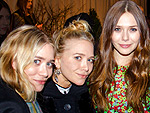 New York Fashion Week: An Olsen Convention | Ashley Olsen, Elizabeth Olsen, Mary-Kate Olsen