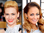 Obsessed or Hot Mess? Vote on These Beauty Looks | Elle Fanning, Nicole Richie