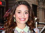 Obsessed or Hot Mess? Vote on These Daring Looks | Emmy Rossum