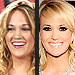 Carrie Underwood's Changing Looks! |