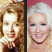 Christina Aguilera's Changing Looks!