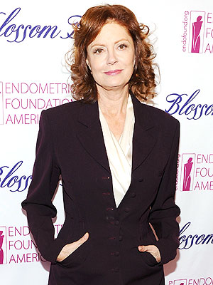 Susan Sarandon's Secrets To Aging Gracefully