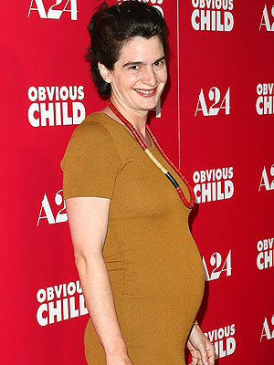 Gaby Hoffmann Pregnant Expecting First Child