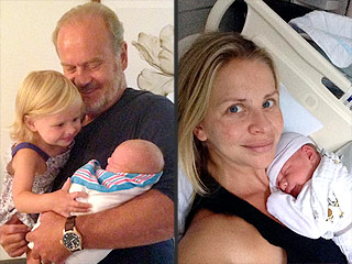 Kelsey Grammer Welcomes Sixth Child