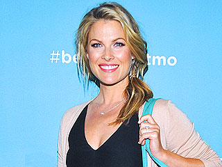 Ali Larter Jokes She's 'Bribing' Her Son to Be a Good Big Brother