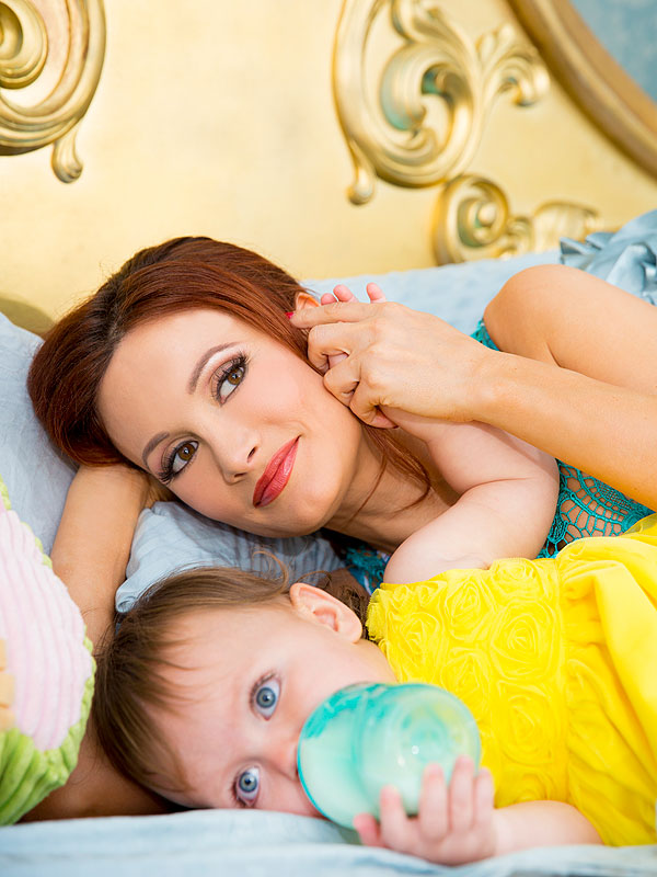 Holly Madison: Having a Baby Changed My Views on Partying