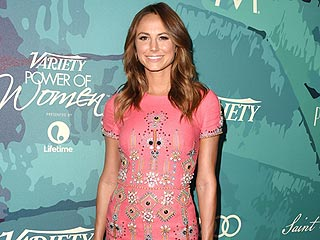 Stacy Keibler: How I've Completely Bounced Back After Baby in 4 Months