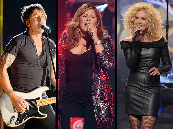 Keith Urban, Lady Antebellum Among Performers at 2014 CMT Music Awards