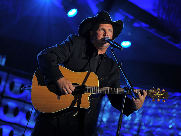 Garth Brooks People Loving People: Listen Here
