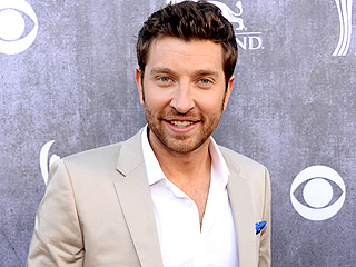 Cheers! Brett Eldredge Celebrates His Latest No. 1 with Tequila