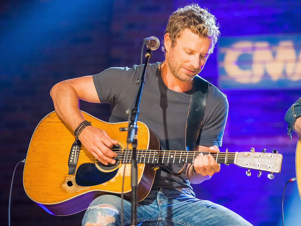 Dierks Bentley Tour Polar Plunge People Com