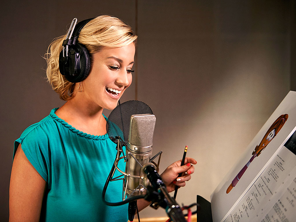 Kellie Pickler VeggieTales Movie