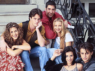 Friends Turns 20: Celebrate with Amazingly Awkward Season 1 Cast Photos