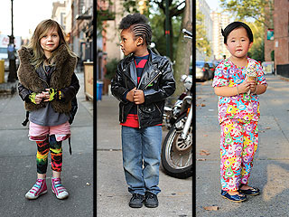 Sneak Peek: Cute Kid Photos from the Guy Behind Humans of New York