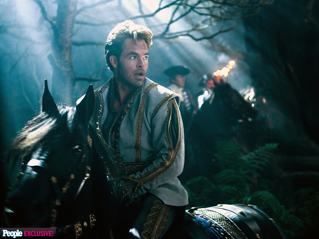 'Into the Woods' Trailer Released by Disney